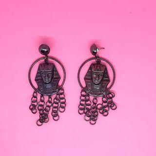 Anting Etnik egypcian