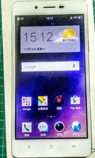 93% New Oppo Mirror 5s White 白色
