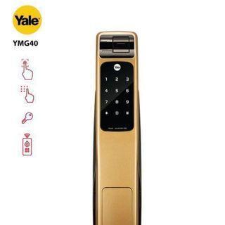 Yale YMG40 金色 (限定優惠)