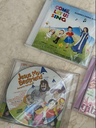 Lagu rohani anak  kristen