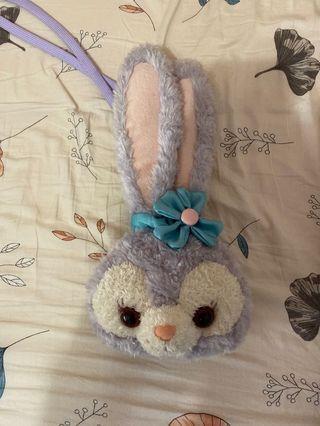 迪士尼史黛拉兔小包包