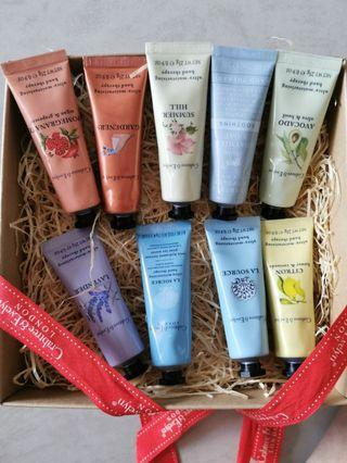 Assorted Authentic Cabtree Evelyn's Hand Therapy