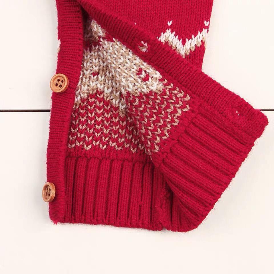 ⭐預購⭐聖誕麋鹿針織連身衫(1)