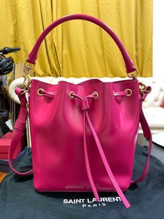 ySL Bucket Bag.100% real.90% new