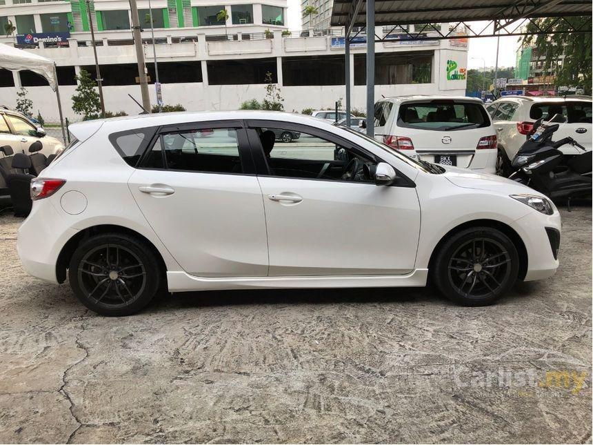 2012 Mazda 3 2.0 (A) Hatchback Paddle Shift DVD Player Reverse Camera    http://wasap.my/601110315793/Mazda32012