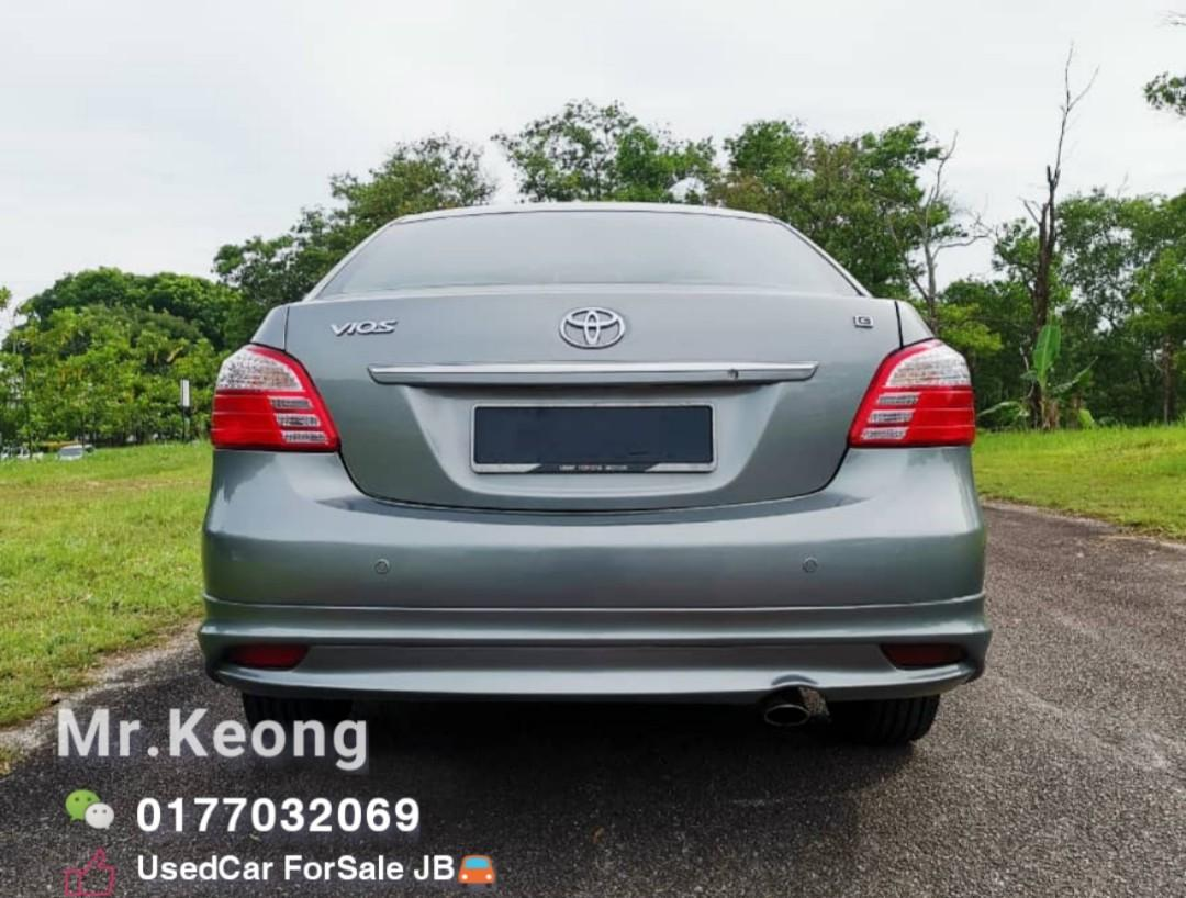 2012TH🎉TOYOTA VIOS 1.5AT G Limited SPEC Low MILEAGE 8XXXXKM Cash💰Offer Price💲Rm39,800 Only‼ LowestPrice InJB‼ Interested Call📲KeongForMore🤗