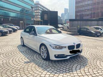 2013 BMW 316I