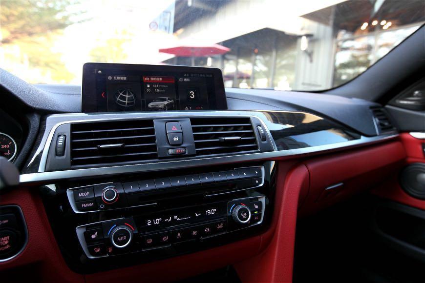2017年式小改款BMW 430i 正M版