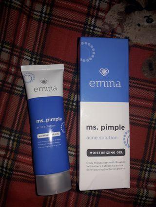 Emina Ms Pimple Moisturizer