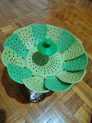 Foldable Steamer Basket for kitchen