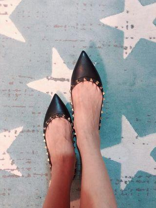 Authentic valentino flats shoes sandals