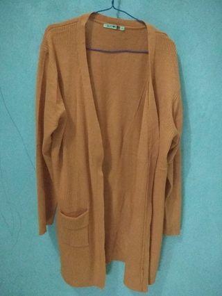 #1111special Cardigan Panjang Oversized