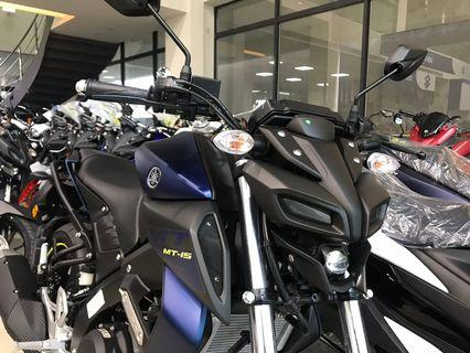 【榮立國際】可領牌 YAMAHA MT15 ABS購車洽阿駿賴:s204159