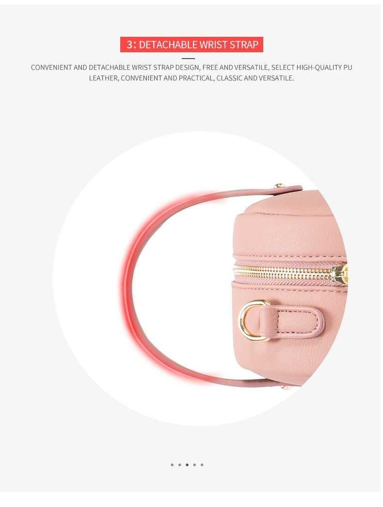 23% of for limited time.  HOT Circular Design Fashion Women Shoulder Bag | online brands   | free shipping in Canada