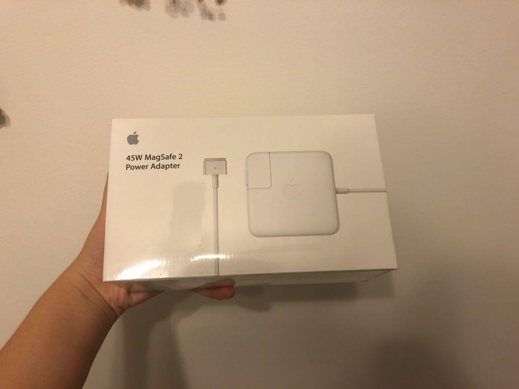 45W MagSafe 2 Power Adapter #MRTJurongEast #MRTBukitBatok
