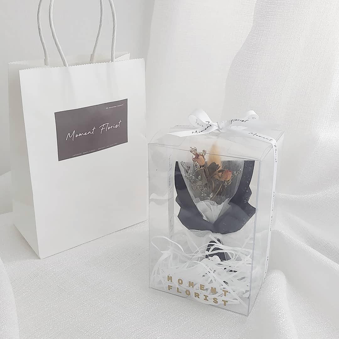 禮盒裝迷你乾燥花束丨畢業花束丨乾花花束丨永生花束丨生日花束丨禮物