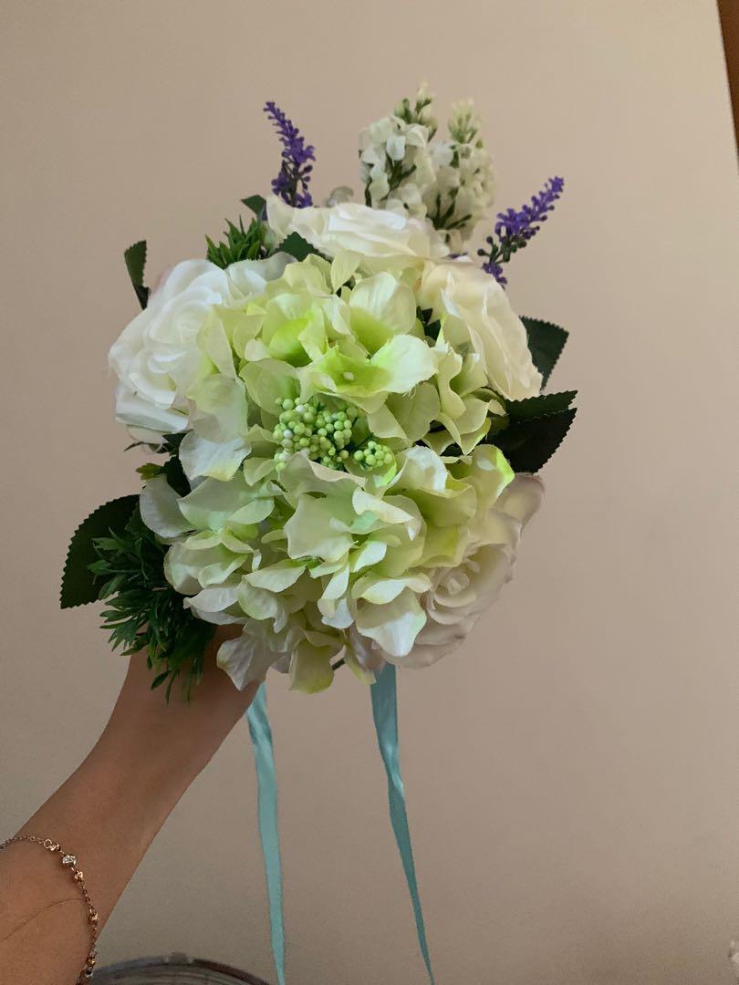 婚後物資-結婚花球