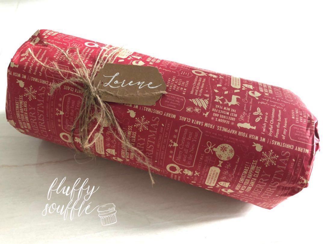 聖誕禮物 禮物標籤 聖誕咭 presents tags Christmas card DIY