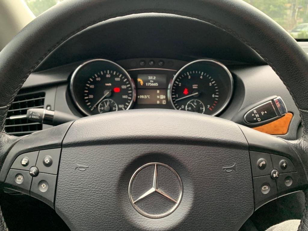 賓士 Mercedes-Benz R350 3.5 一手車 原鈑件 里程保證 實車實價 拒絕泡水車事故車 非自售