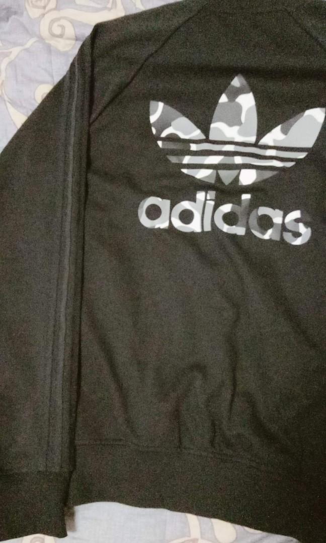 Adidas 棉外套