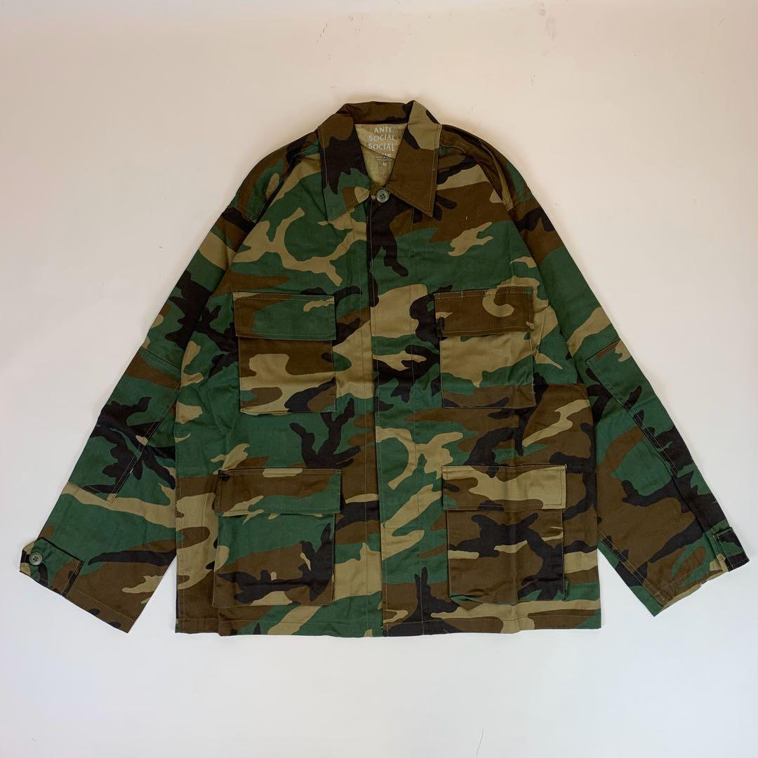 Anti social social club M65 Jacket