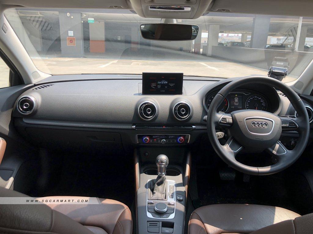 Audi A3 Sedan 1.4 TFSI S tronic Ambiente Auto