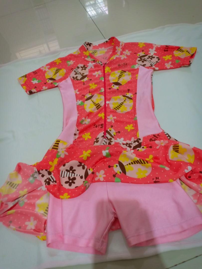 Baju renang Anak perempuan Lady Bug #special1111