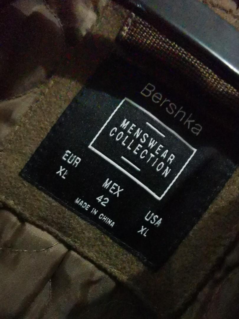 Bershka winter coat
