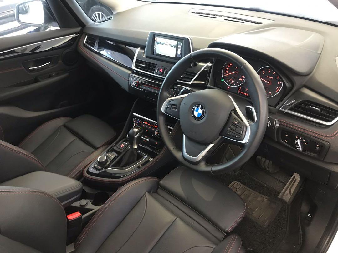 BMW 220IA GRAN TOURER