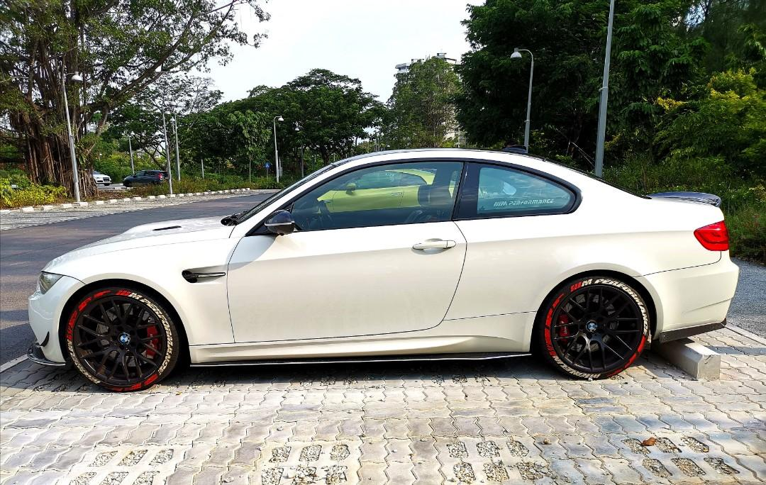 BMW M3 4.0 Coupe (A)