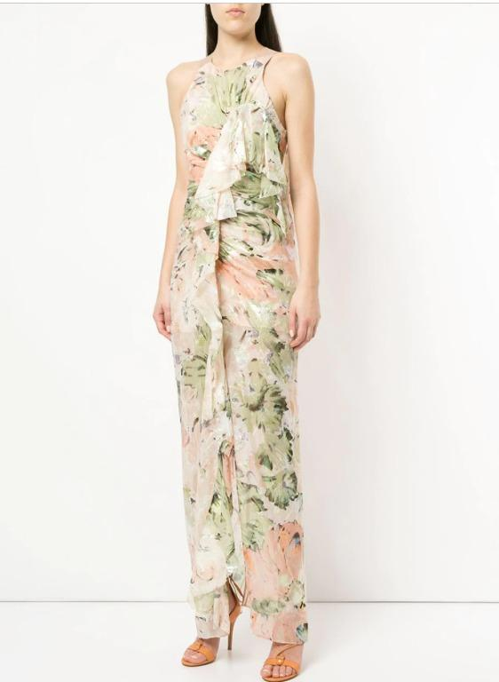 BNWT ALICE MCCALL BLUSH DREAM GIRL GOWN - SIZE 12 AU/8 US ($590)