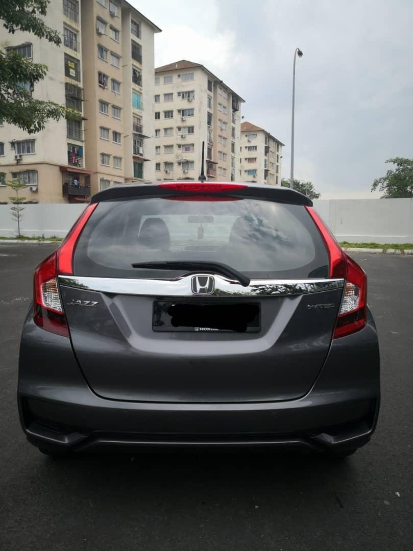 Brand New Honda Jazz 1.5 (A) Car Rental Selangor KL