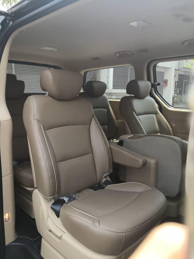 Brand New Hyundai Grand Starex Royale 2.5 (A) MPV Rental Selangor KL