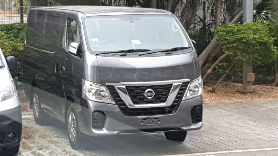 Brand NV350 /Totota Hiace Auto Petrol Commercial Vehicles for Lease