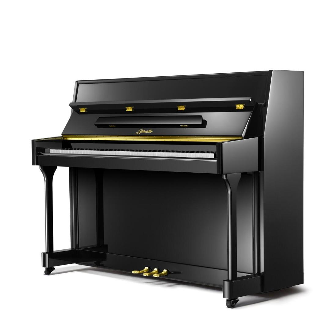(BRAND NEW) RITMULLER UP110R2 EP Upright Piano -A Masterpiece in Every Detail