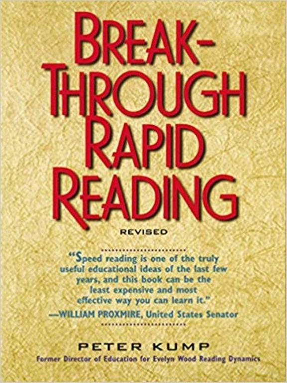 BREAK THROUGH RAPID READING