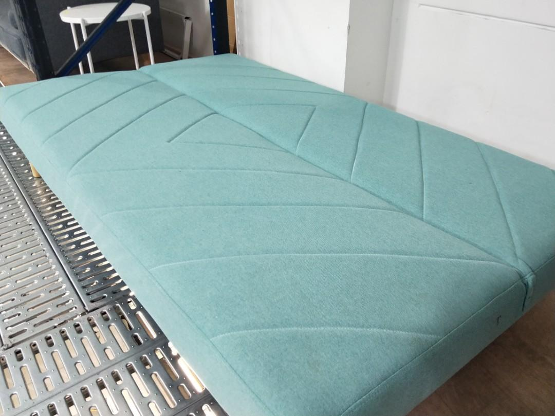 BRIGETTE Sofa Bed in TEAL GREEN