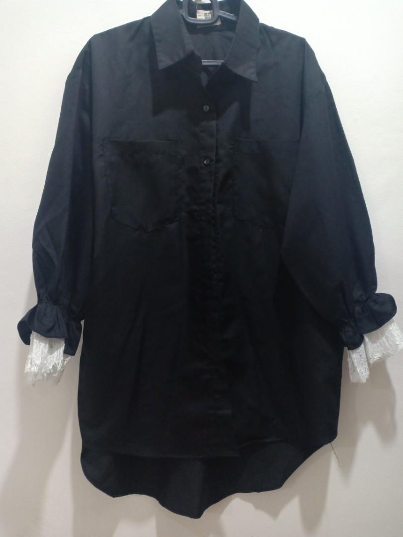 Brunet top black ISH