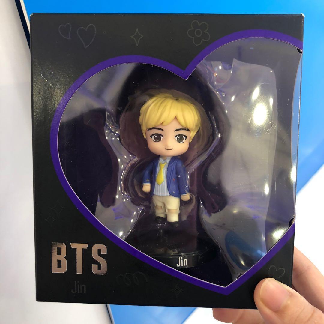 BTS Jin Mini Vinyl Figure