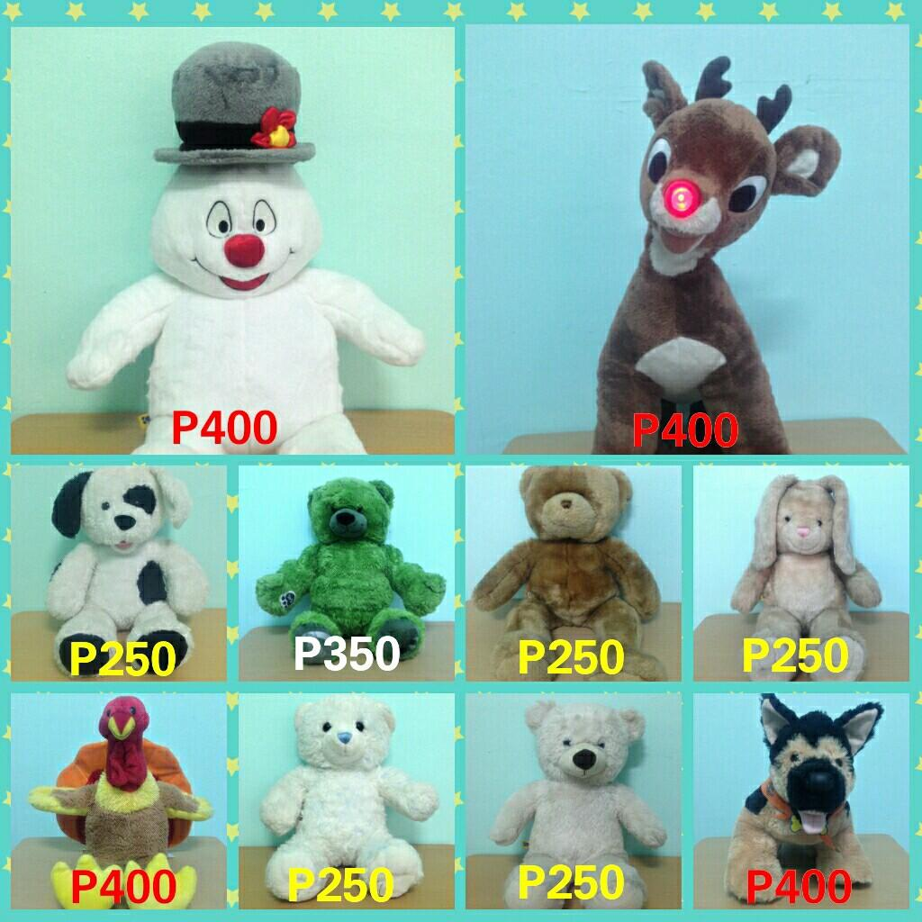 Build a bear  - Assorted  BAB
