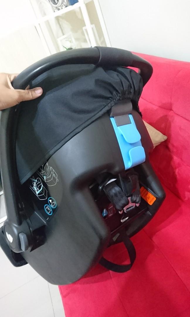 Car seat merk JOIE masih mulus 800K nett