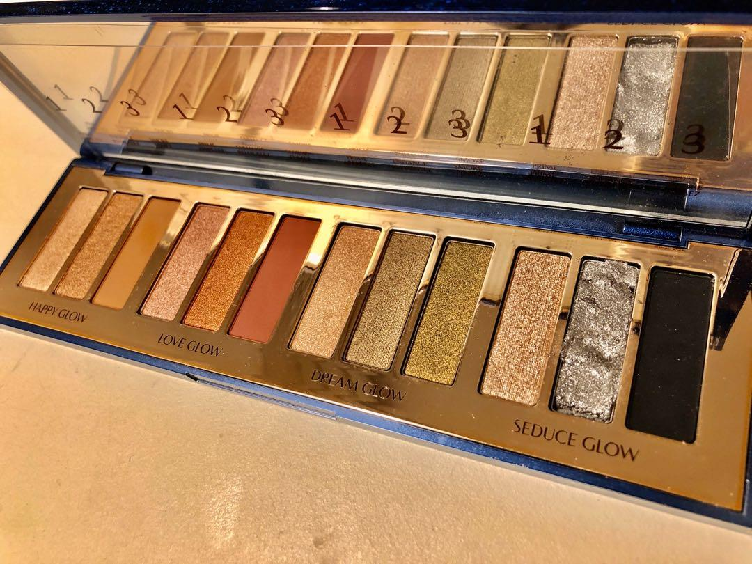 Charlotte Tilbury STARRY EYES TO HYPNOTISE EYESHADOW PALETTE 4 hypnotic eye glow looks in a magical LIMITED EDITION palette! 聖誕限量12色眼影盤