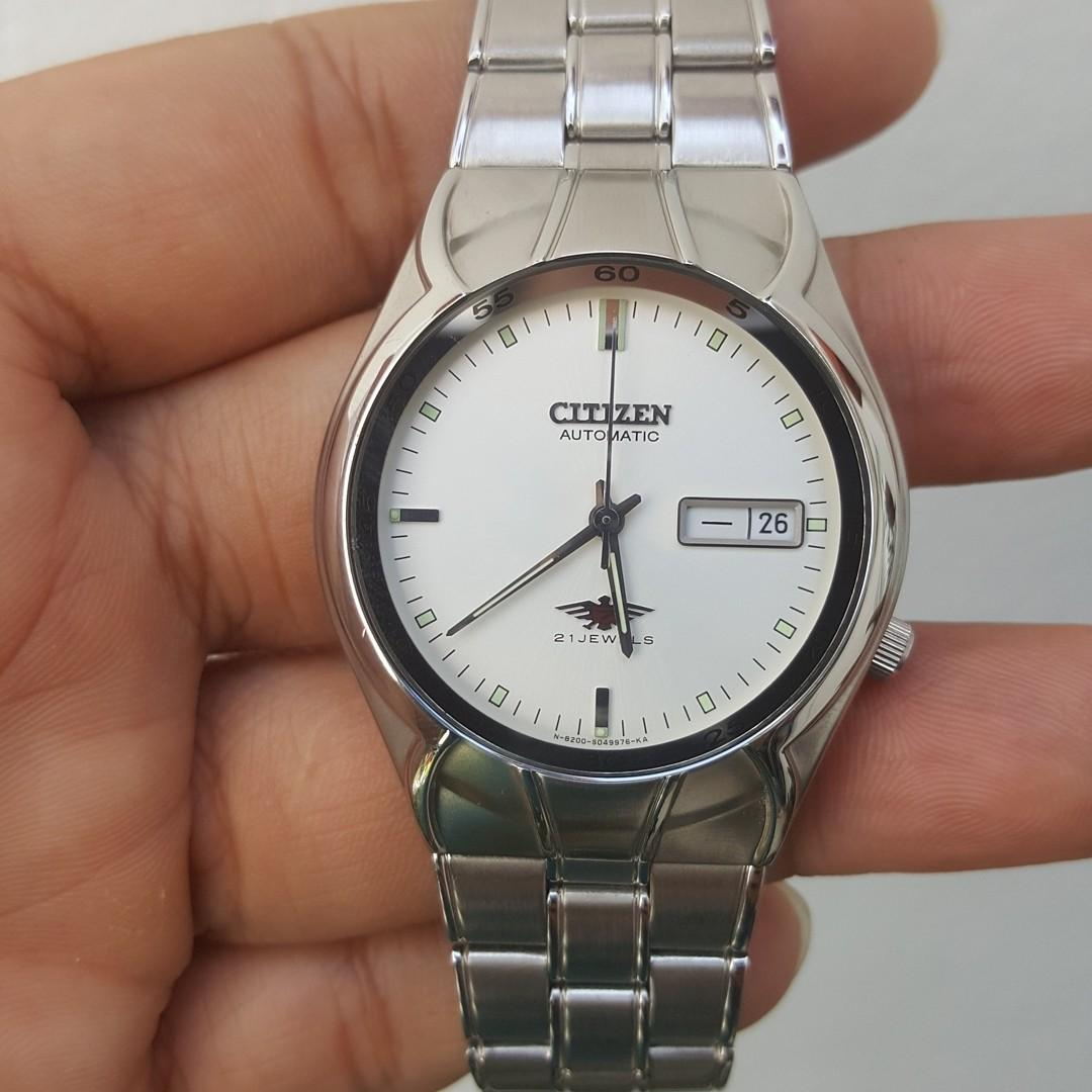 Citizen automatic super joss