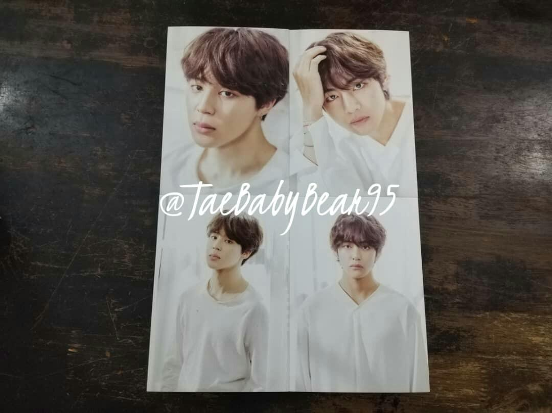 [CLEARANCE] BTS ONEUL EXHIBITION BOOK PC (MAKNAE LINE)