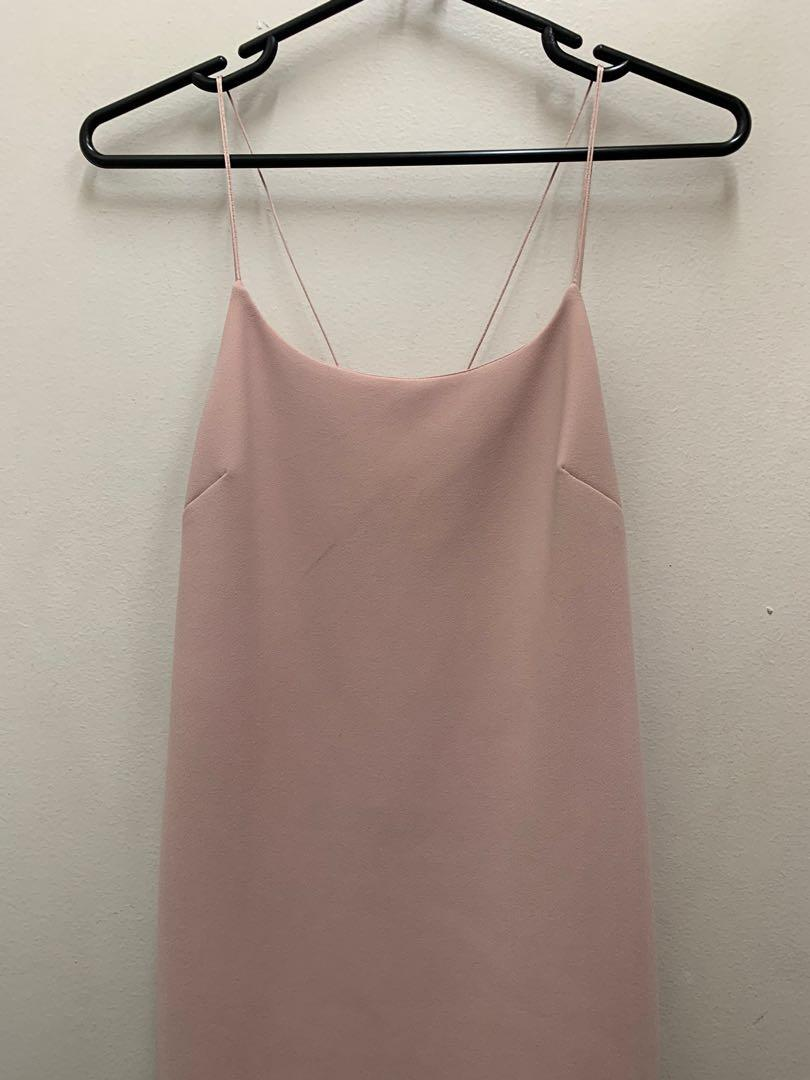 DESIGNER BEC & BRIDGE never worn w/ tag Florence Midi Dress size 12