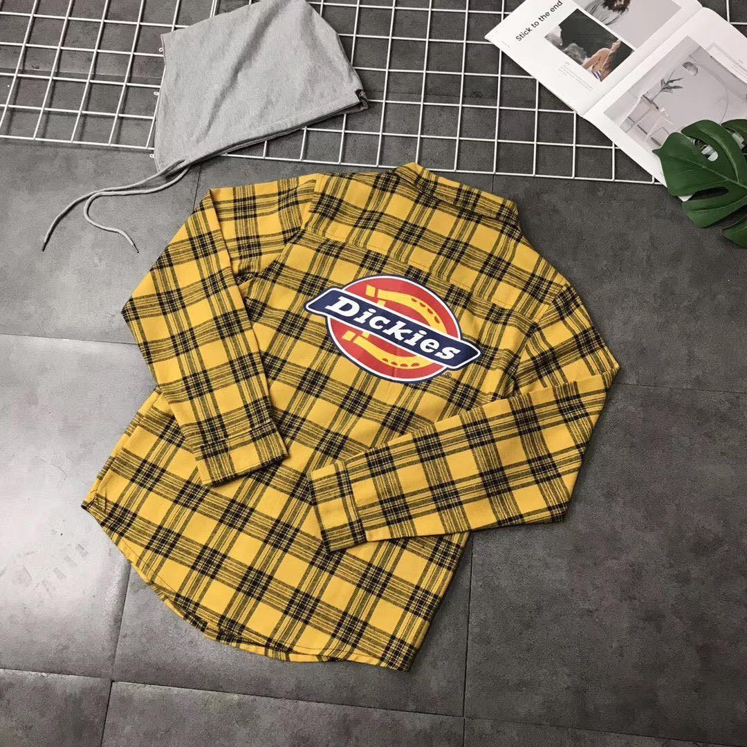 Dickies Checkered Skirt