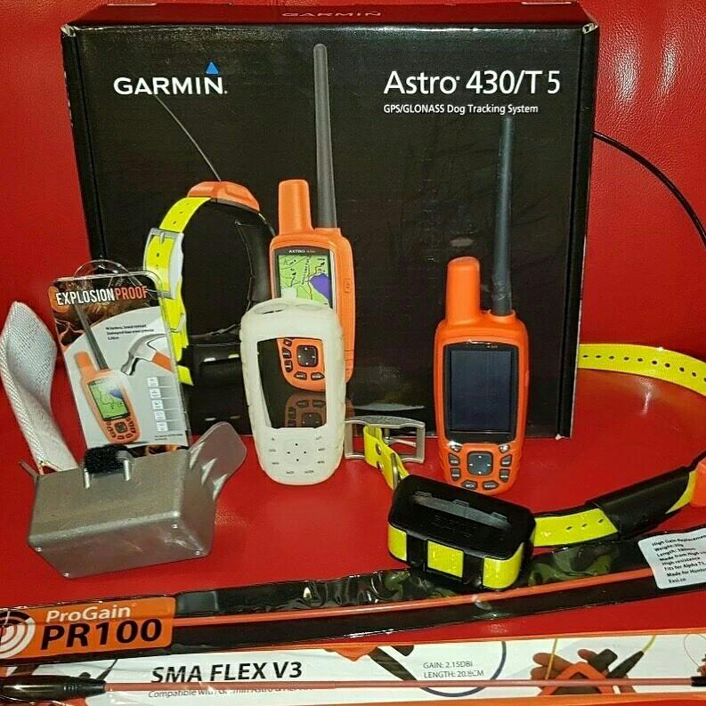 Digital garmin gps tracking device