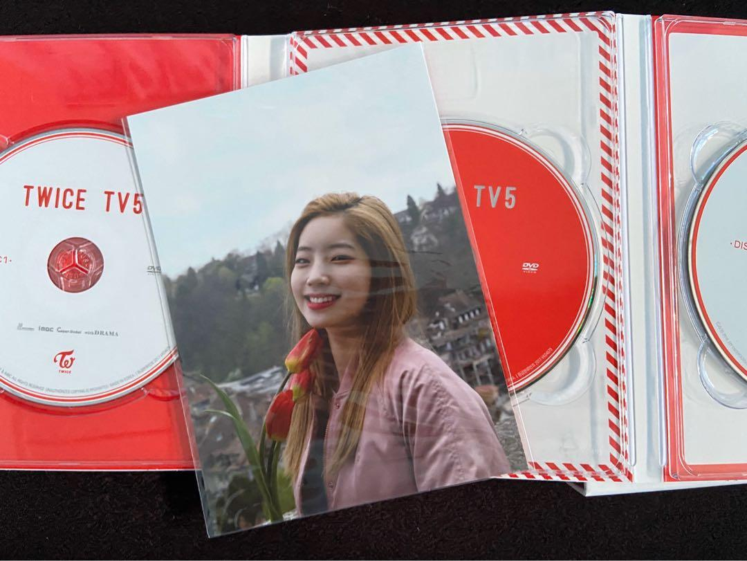 Twice TV5 : Twice In Switzerland (3 Disc) UNSEALED