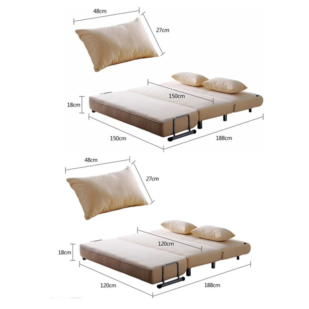 Fabric sofa Type E/Sofa Bed/Living Room Sofas/