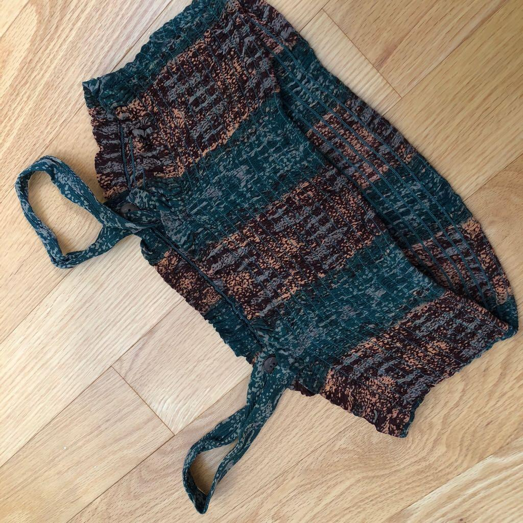 Free People Crop Top - Size Small (Removable Straps)